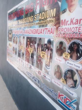 HuaHin Amazing Muay Thai Gym