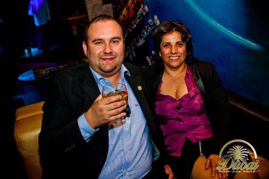 Dubaï Club: Bons momentos!