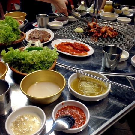 sae ma eul bbq kuala lumpur restaurant reviews photos phone rh tripadvisor com