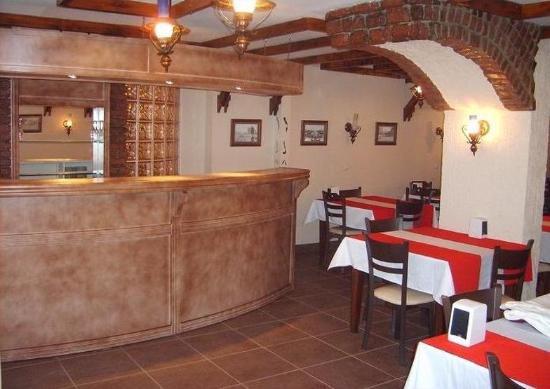 Konak EuroBest Otel : Agora Konak Saray Hotel Bar / Cafe