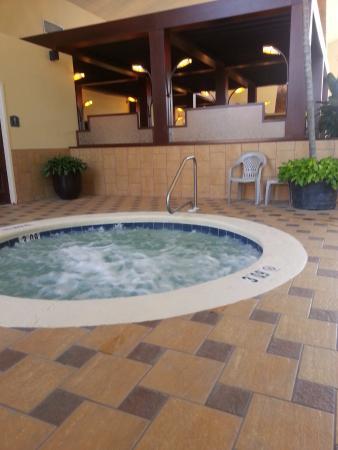 Holiday Inn-Asheville Biltmore West: Hot tub