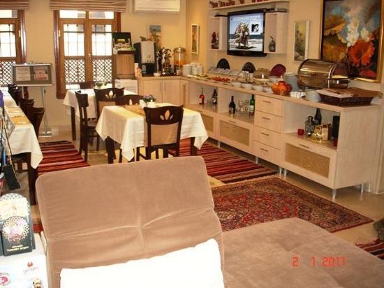 Hotel Sultan House: Breakfast saloon of Sultan House Hotel
