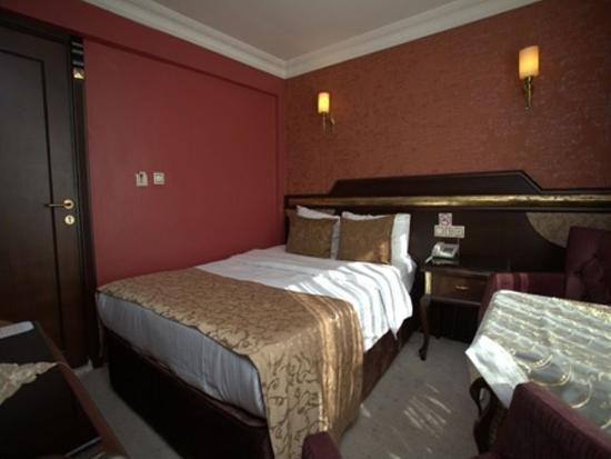 Sultanahmet Park Hotel: Room