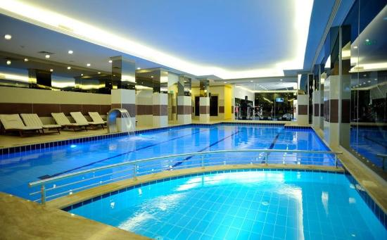 Blue Regency Hotel: Pool