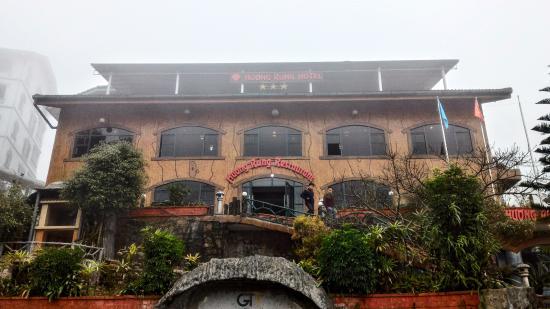 Huong Rung Hotel