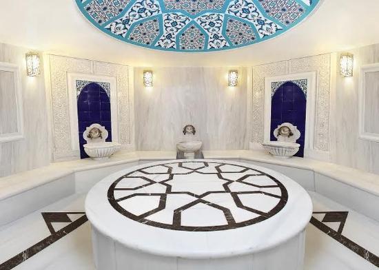 Grand Durmaz Hotel: Spa