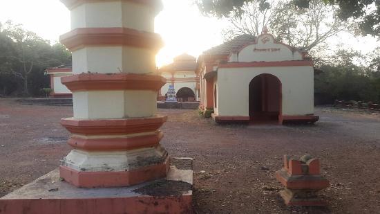 Mandrem, India: Bhagavathi Temple