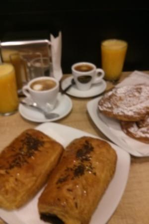 Province of Avila, Spagna: desayuno