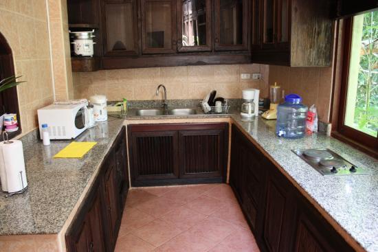 Polina Park Hotel : Кухня