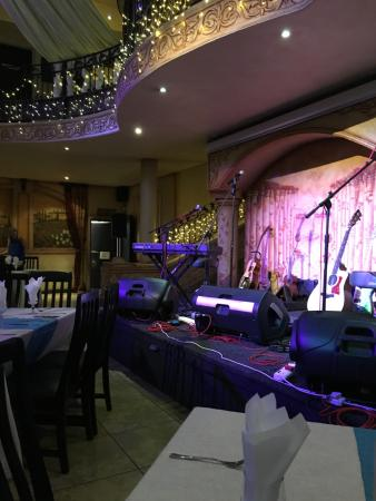 Casa Toscana Lodge: The venue