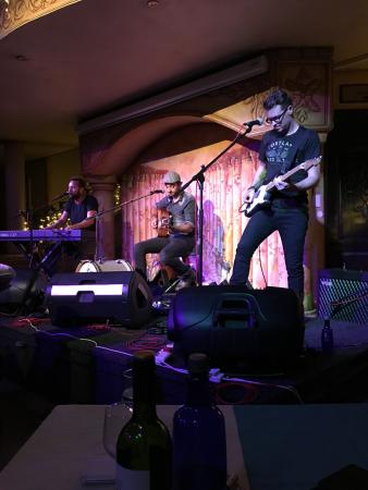 Casa Toscana Lodge: Watershed the band