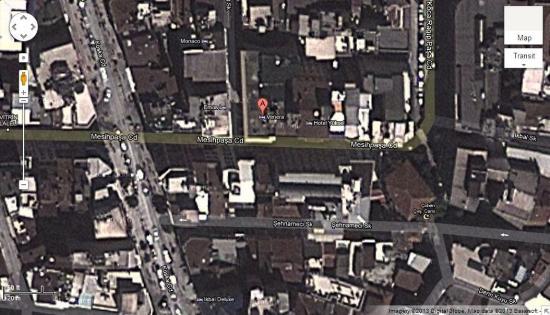 Hotel Venera: Map