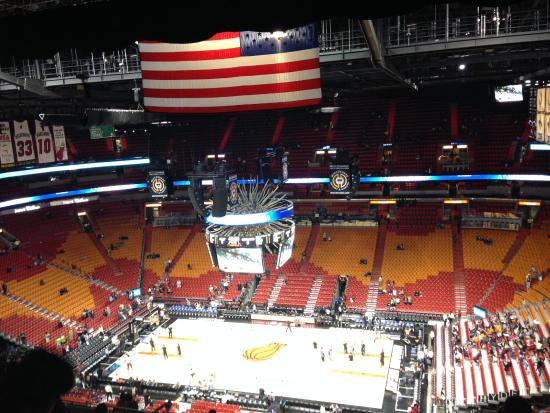 match de basket american airlines arena picture of american rh tripadvisor ie