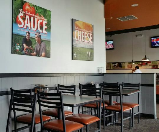 Lunch Buffet Picture Of Round Table Pizza La Habra Tripadvisor
