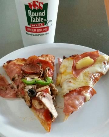 Round Table Lunch Buffet.Lunch Buffet Picture Of Round Table Pizza La Habra Tripadvisor