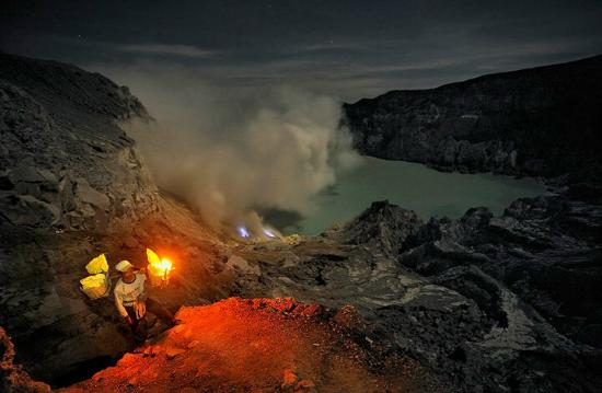 Ijen Trails Tour Service