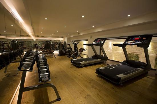 Miracle Istanbul Asia: GYM