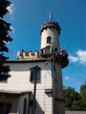 Milesov, Csehország: Milešovka observatoř