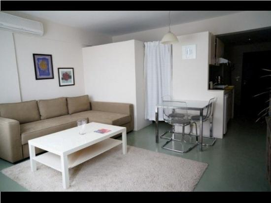 Istanbul Suites: Deluxe Flat