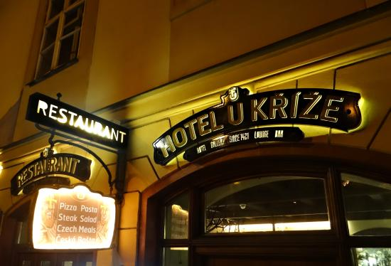 Photo of Hotel U Krize Prague