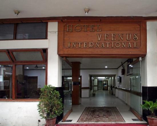 Hotel Veenus International: hotel front