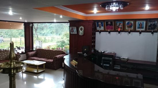 Archana Residency Munnar: Reception