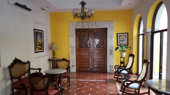Hotel Maison del Embajador: 20160216_095618_large.jpg