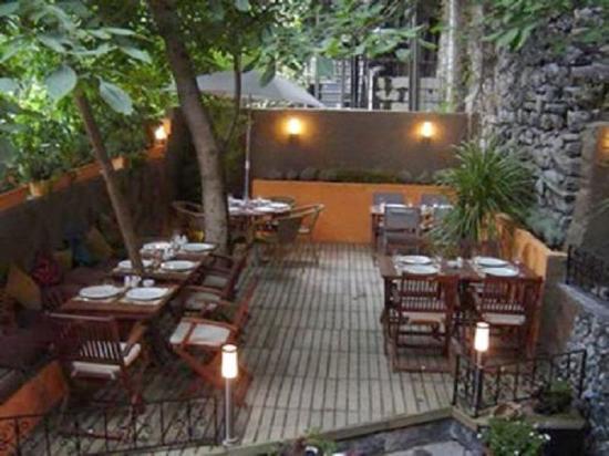The Marions Suite: Restaurant