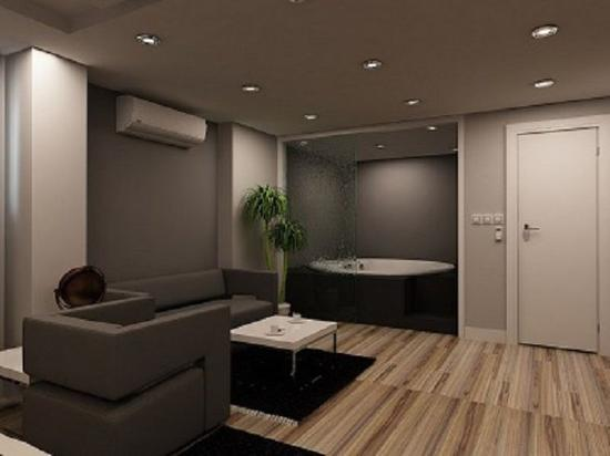 The Marions Suite: Junior Suite with Hot Tub