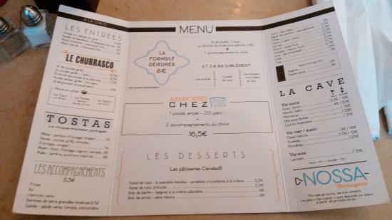 carte-de-restaurant