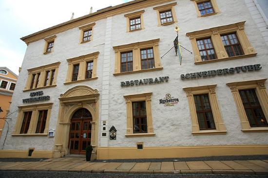 Hotel Tuchmacher Gorlitz Bild Von Romantik Hotel Tuchmacher