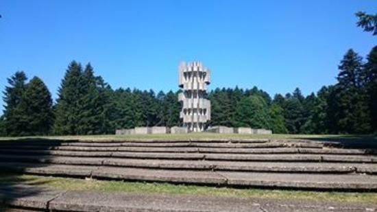 Kozara Monument Monument - Picture of ...