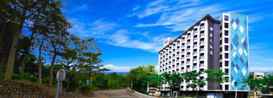 Asia Pacific Hotel : 亞太飯店寬景