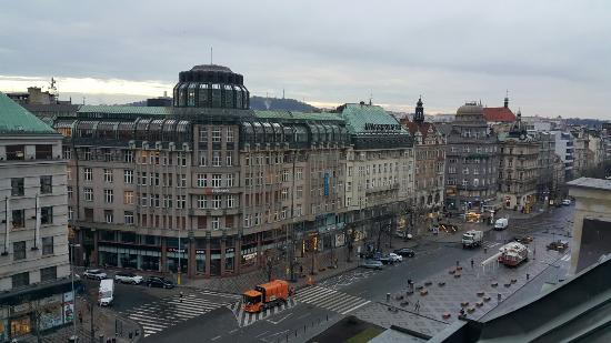 Picture of ramada prague city centre prague for Prague center