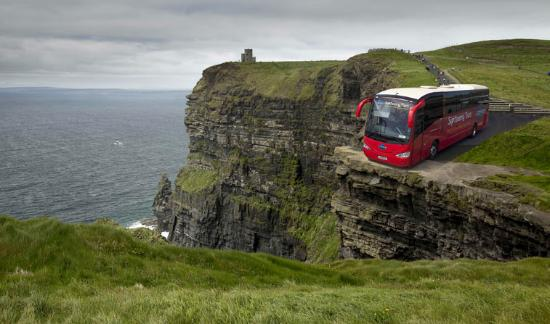 Gray Line Dublin : The Cliffs of Moher Shuttle by Gray Line