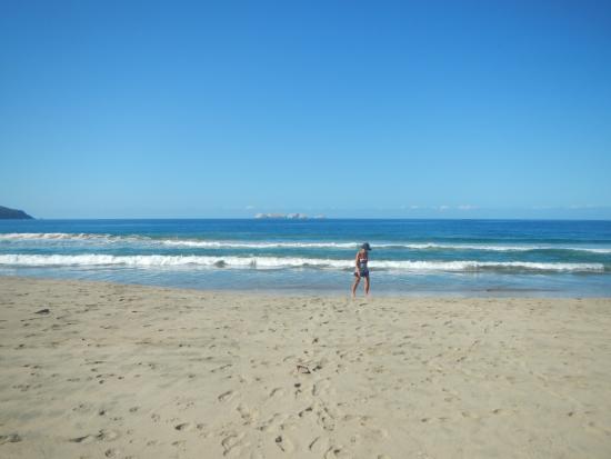 Playa Blanca, México: The beach