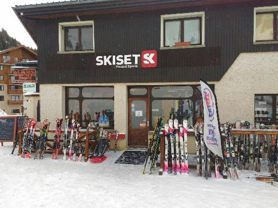 Vincent Sports - Skiset