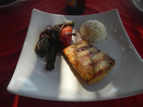 Playa Blanca, Messico: My Wahoo that I shared