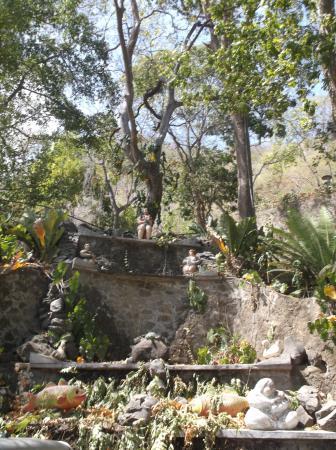 Posada Ecologica la Abuela: Décor avant de descendre