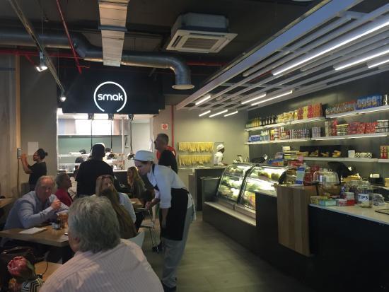 Smak: Canteen