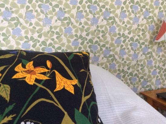 Alvdalen, Suecia: Nytapetserat i rum 10