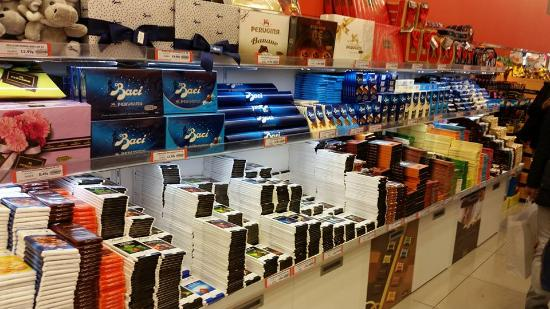 caramelle e cioccolato - Foto di Outlet Dolciario Buenos Aires ...