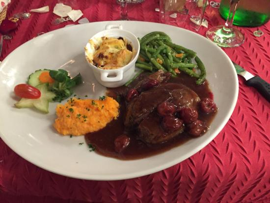 Repas de la saint valentin photo de la grenouille cuffy tripadvisor - Repas simple saint valentin ...