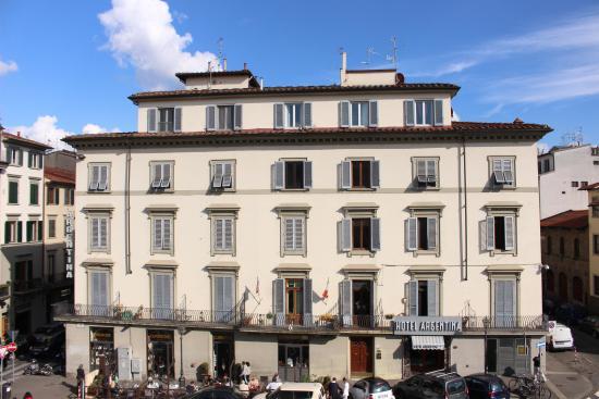 Hotel Argentina: Esterno