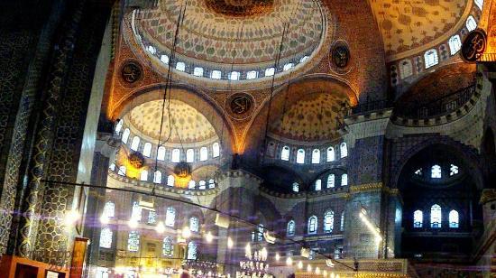 Istanbul, Cami