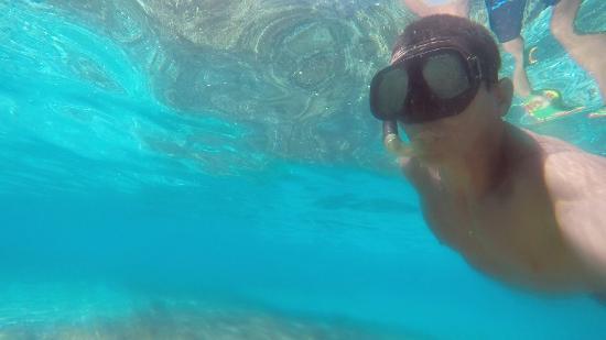 Raiatea, Polinesia francese: Le mer