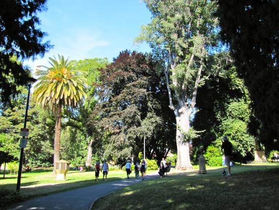 Greater Hobart, Australia: Park interior