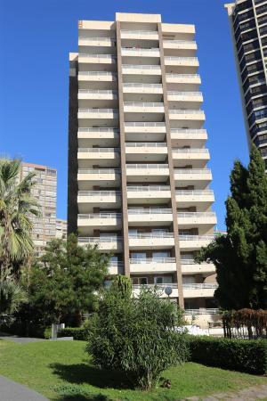 Apart Hotel Maryciel: Building