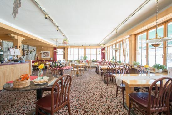 Mira, Hotel : Restaurant