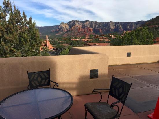 view from 2nd floor room 212 picture of best western plus inn of rh tripadvisor com
